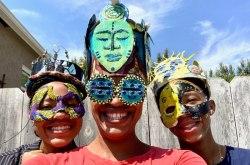 LA Commons: Ancestor Mask Making with Maria Elena Cruz