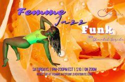 Femme Jazz Funk Dance Class