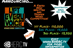 Lift Every Voice Spoken Word Competition