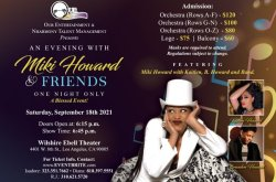 Miki Howard & Friends: A Blessed Event