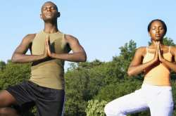 Free Yoga in the Park for BIPOC