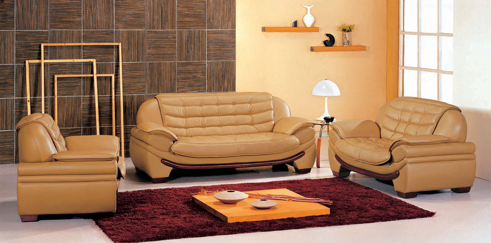 Leather Set Loveseat And Chair