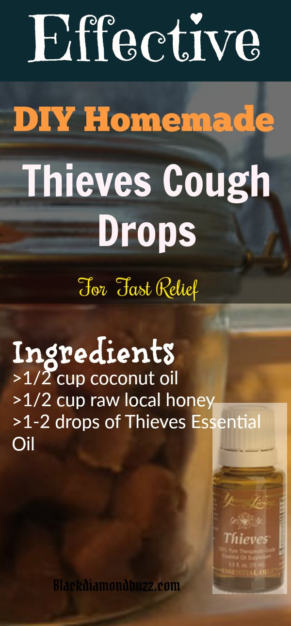 DIY Homemade Cough Drops Recipe for Cough and Cold Relief