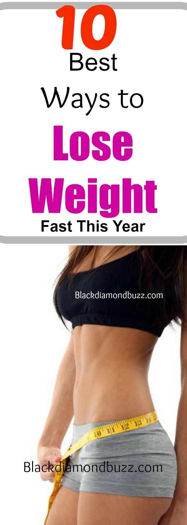 Best ways to lose weight at home