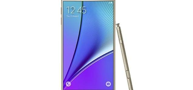 Design Error in Galaxy Note 5 S Pen Slot Can Cause Pen Detection To Damage