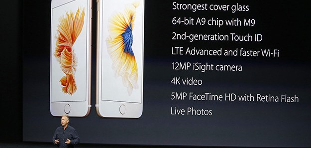 Apple Has Unveiled the iPad Pro, the iPhone 6S and the iPhone 6S Plus
