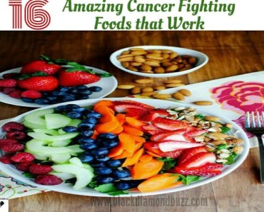16 Amazing Cancer Fighting Foods that Work