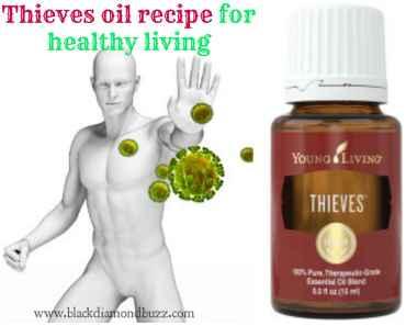 thieves oil recipe