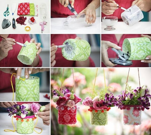 20 Amazing things To Make from Plastic Bottles
