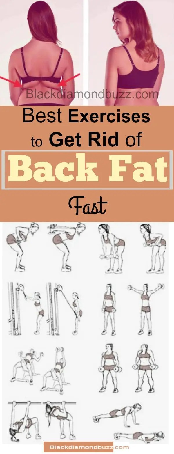 Exercises To Remove Back Fat 16