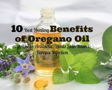 10 Best Oregano Oil Health Benefits and Uses - Antibiotic, Heals Skin Rash & Fungus Infection