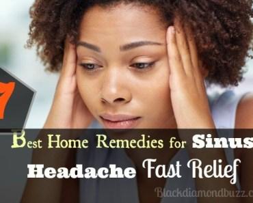 7 Home Remedies for Sinus Headache Fast Relief
