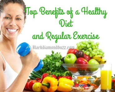 Benefits of a Healthy Diet and Regular Exercise