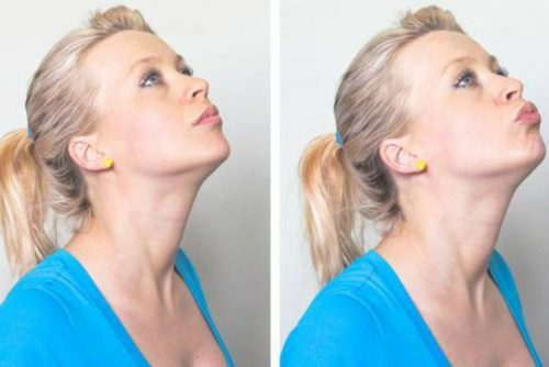 How to Get Rid of Double Chin and Face Fat Fast and Easy in a Week – Home Remedies plus Regular Exercise