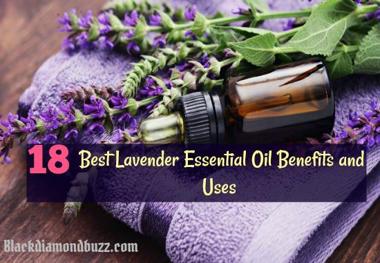 Best Lavender Essential Oil Benefits and Uses