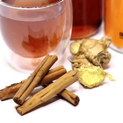 Ginger tea - How to get rid of knee pain fast