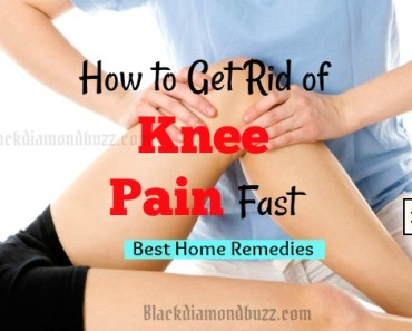 How to Get Rid of Knee Pain Fast |10 Best Home Remedies For Knee Pain