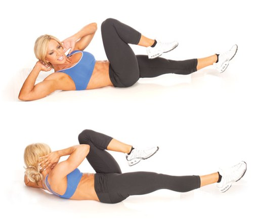 10-Minute Love Handles Workout to Reduce Side Fat and Muffin Top Fast at Home