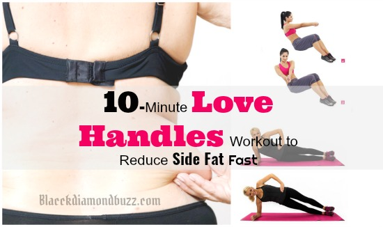 12bc25e590181 10-Minute Love Handles Workout to Reduce Side Fat and Muffin Top Fast at  Home