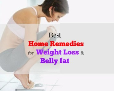 best home remedies for weight loss and belly fat. Loss body fat in 2 weeks and detox your body