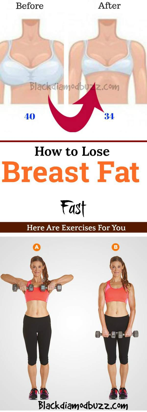 chest exercises to reduce breast size