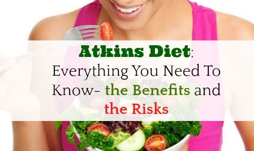 Atkins Diet: Everything You Need To Know- The Benefits and the Risks