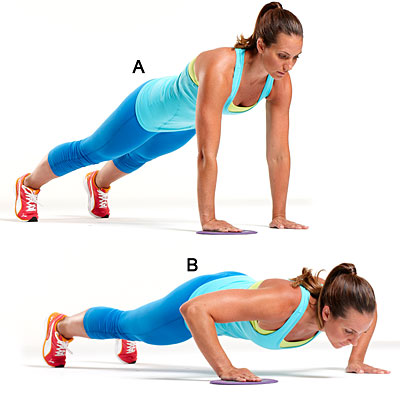 10 Exercises to Lift Sagging Breasts and Tone Breast at Home