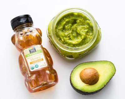 Avocado Face Mask for Skin Care