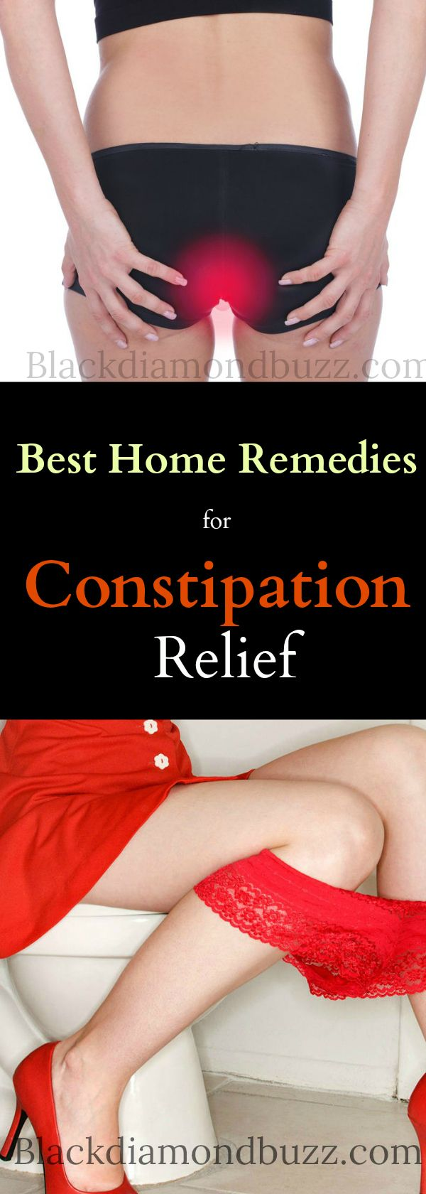 10 Home Remedies For Constipation That Works Fast