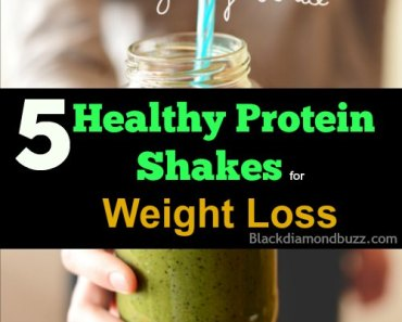 Protein Shakes for Weight Loss – 5 Healthy Best Meal Replacement Recipes