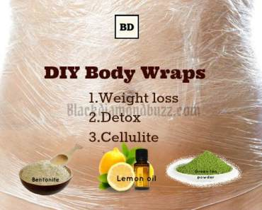 DIY Body Wraps for Losing Weight, Detox and Getting Rid of Cellulite