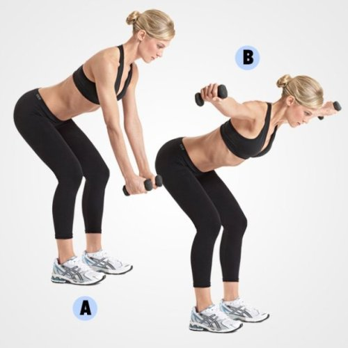 Best Upper Body Gym Exercises for Women to Sculpt Your Muscles - Tone your upper body, Slim and Build healthy muscles. The female folk has some disadvantage when it comes to building the upper body. However, you can overcome this disadvantage with good upper body gym exercises female can perform. If you are one who thinks that a sexy booty and gorgeous glams are all a lady can wish for, then it's time to change your perception. #workout #women #gym