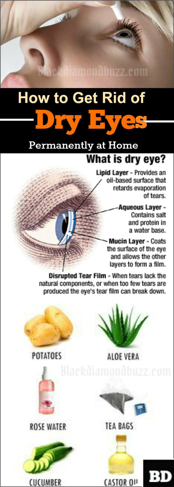 best treatment for dry eyes