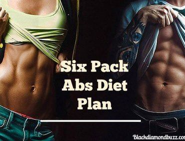 Easy 7 Days Six Pack Abs Diet Plan for Flat Stomach