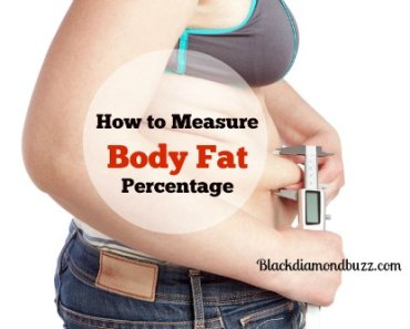 How to Measure Body Fat at home