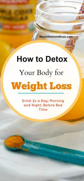 Detox Drink - Best Exercises for Losing Weight Fast In 2 Weeks That Actually Work