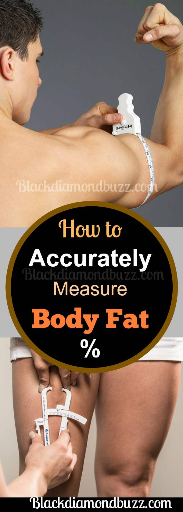 how to measure body fat percentage accurately