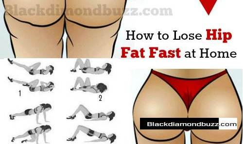 How to Lose Hip Fat Fast in 2 Weeks- 7 Best Hip Fat Workouts At Home
