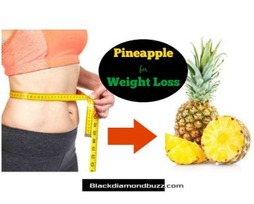 pineapple detox diet drink for weight loss