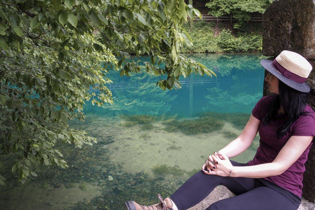 Blautopf bestemming Blaubeuren