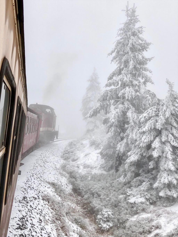 Harz Brockenbahn