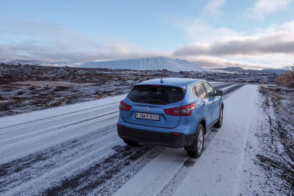 IJsland voor het laagseizoen van oktober