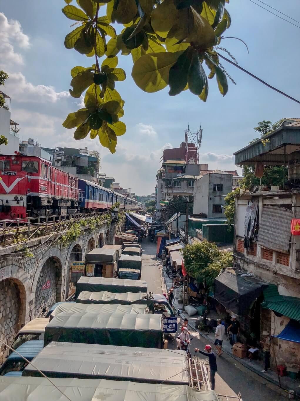 Hanoi geeft tips over treinsporen