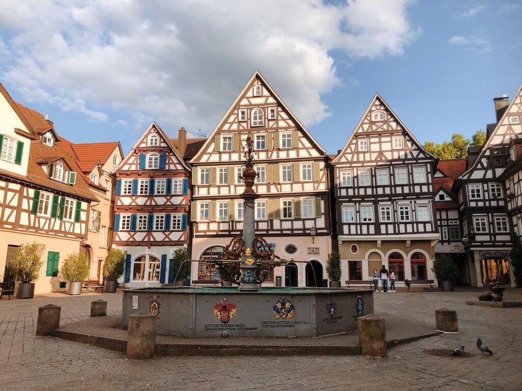 Schorndorf Remstal bij Stuttgart