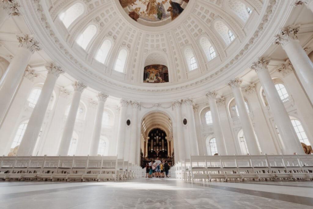 Kathedraal St Blasien Zwarte Woud