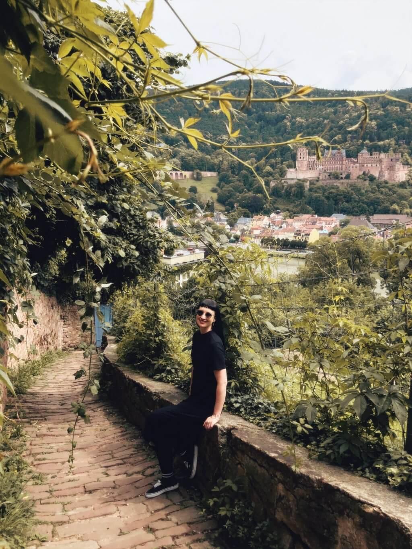 Heidelberg slangenpad
