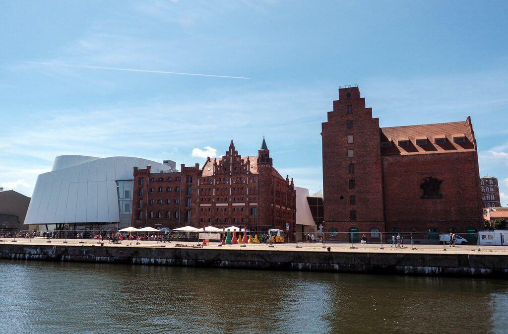Haven van Stralsund