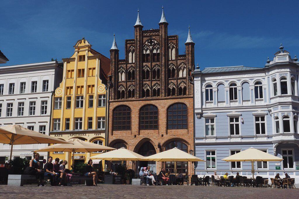 Stralsund bezienswaardigheden Old Market