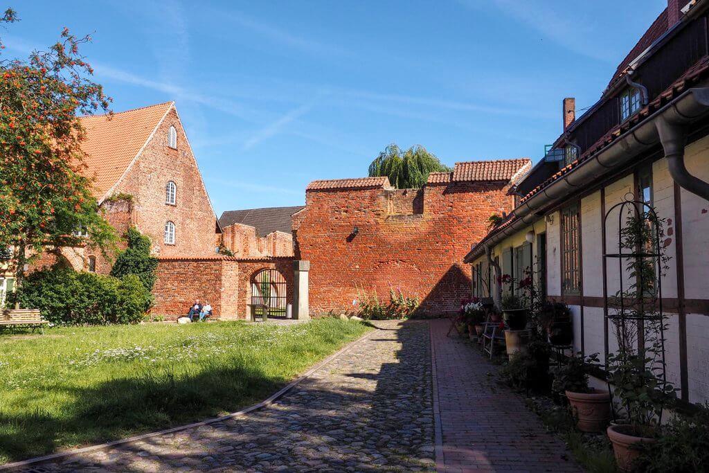 Stralsund St. John's klooster