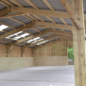 Quality Timber Buildings  Somerset  Blackdown  South West